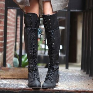 Jeffrey Campbell for Free People Joe Boots